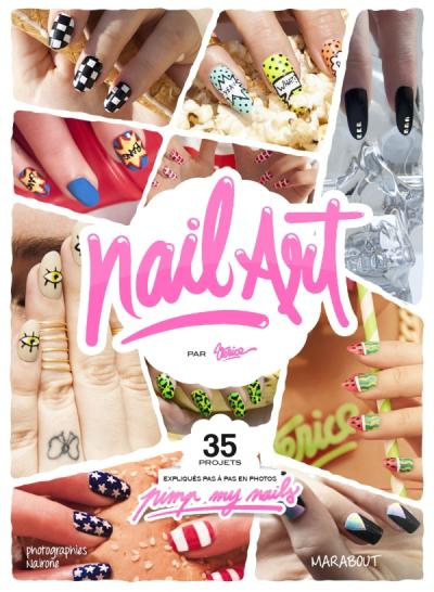 Pimp My Nails Nail Art Book
